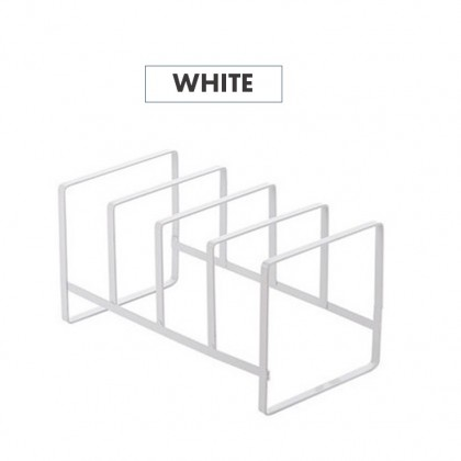 Japanese-Syle Minimalist Kitchen Dish Rack Tableware Dish Storage Sorting Rack Bowl  Lid Holder for Bowl Kitchen Tools
