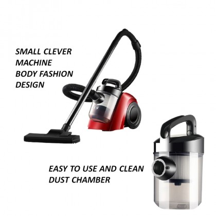 Powerful Vacuum Cleaner Large Suction Dust Removal Handheld Powerful Smart Cleaning Tool