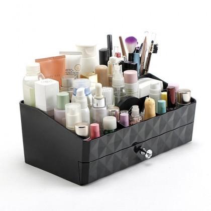 Korean Design Cosmetic Storage Box Organiser Drawer Makeup Storage Box