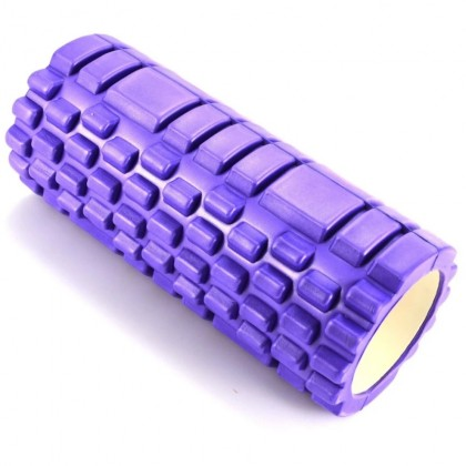 High Quality Yoga Pilates Fitness Exercise Muscle Massage Therapy Foam Roller Body Roller