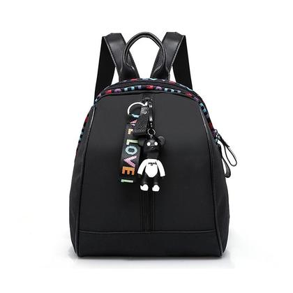 Women Korean Fashion Casual Nylon Backpack