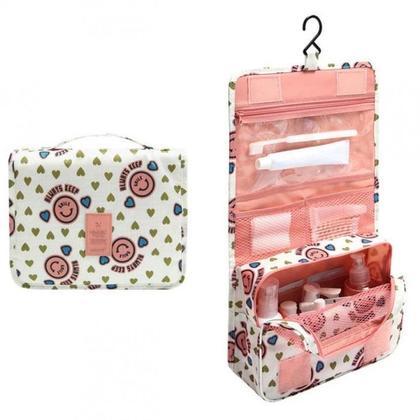 Korean Fashion Multi-function Travel Bag Hanging Cosmetic Toiletries Bag
