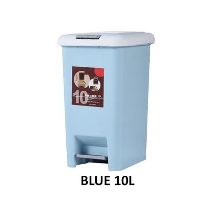 Creative Household Large Dual Pedal Trash Dustbin Storage